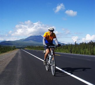 Cycling Holiday along the Tanana River